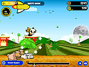 Flying Cookie Quest game