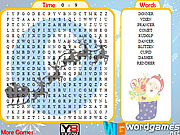 Reindeers word search
