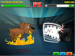 Mutant Fighting Cup game