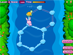 Cunning Turtle and Rabbit game