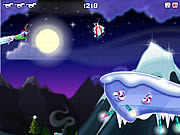 Robot Unicorn Attack Christmas game