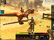 Dino Storm game