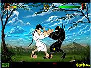 Karate Kamil vs Ninja Nejat game