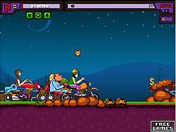 Bikers Rally game