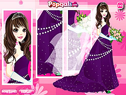 Gorgeous Bride Dress Up game