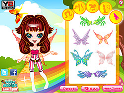Rainbow Fairy game