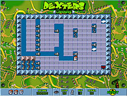 Dexter's Labyrinth game
