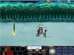 Gioca gratuitamente a Stick War 2