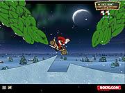 Chơi trò chơi miễn phí Santa Rider 3