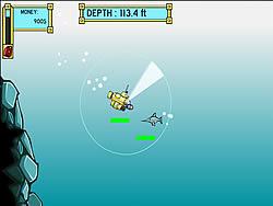 Deep Sea Hunter game