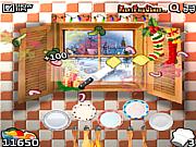Fruit Shaolin game