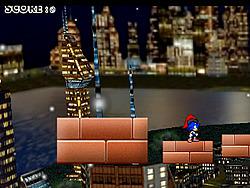 Sonic Christmas City game