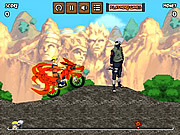 Play Naruto Bike Mission game