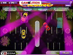 Las Vegas Midnight Parking game