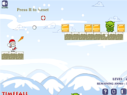 Snowball Rage game