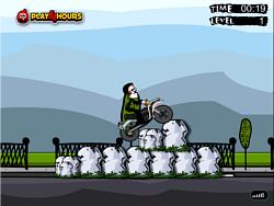 Grim Biker game