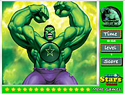 Hulk Hidden Stars لعبة