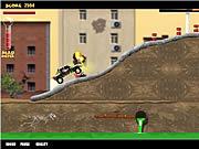 Juega al juego gratis Rage Truck 2