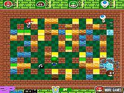 Mario Bomb Man game