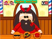 Play Santa dolled up Game