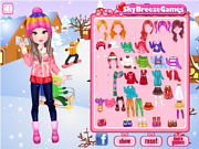 Play Winter freeze Game