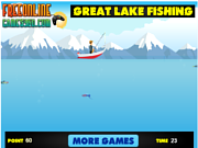 Play Great lake fishing Game