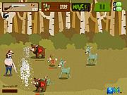 Redneck VS Zombies game