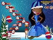 Play Bratz kidz christmas decor Game