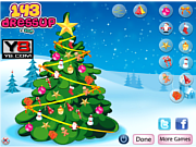 Play Christmas tree decor 2012 Game