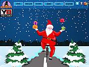 Play Santa gift balance Game