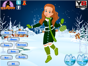 Play Christmas cutie dress up Game