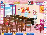 Jogar jogo grátis Restaurant Decorating Game