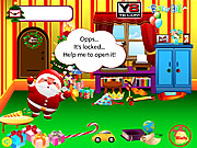 Santa Clause Troubles game