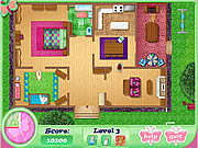 Hope's Babysitting Maze game