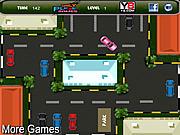 Resort Car Parking game