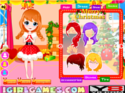 Royal Three Sisters' Christmas game