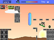 Play Ben 10 helicopter Game