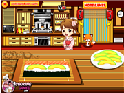 Juega al juego gratis Delicious Asian Sushi