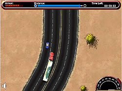 Mad Truckers game