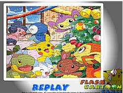 Pokemon Sort My Jigsaw game