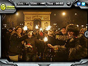 New Year 2013 - Hidden Objects game