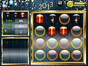 New Year 2013 - Memory Balls game