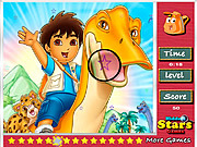 Diego Go Hidden Stars game