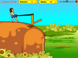 Sextreme Catapult game