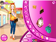 College Girl Styles game