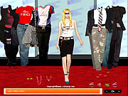 Avril lavigne dress up Spiele