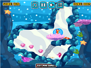 Play Seahorse bubble Game