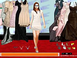 Gioca gratuitamente a Jennifer Lopez Dress up 2