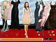 Jennifer Lopez Dress up 2 game