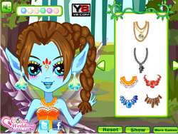 Rainbow Fairy Makeup game